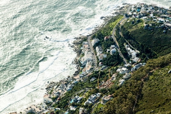 Clifton and Bantry Bay