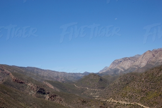 From Swartberg pass