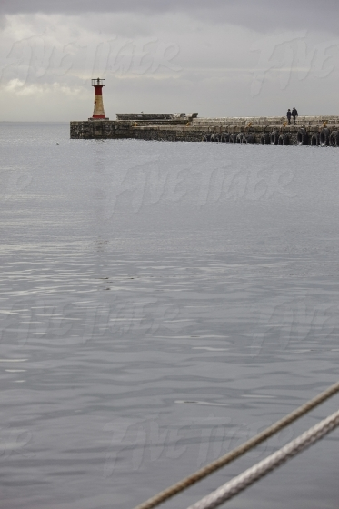 Lighthouse at Kalk Bay