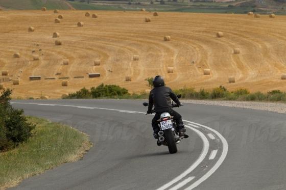 Motor bike travel