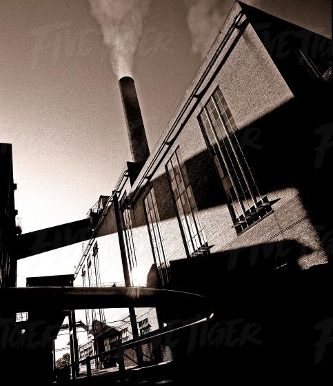 Industrial acritecture