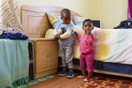 Kids at Gogo