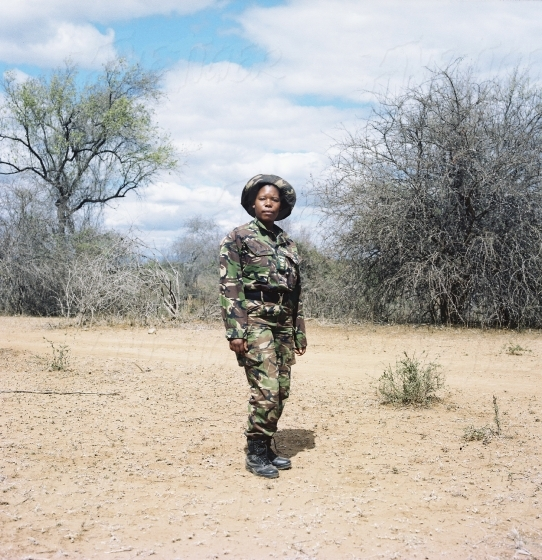 Strong women protecting the Rhinos