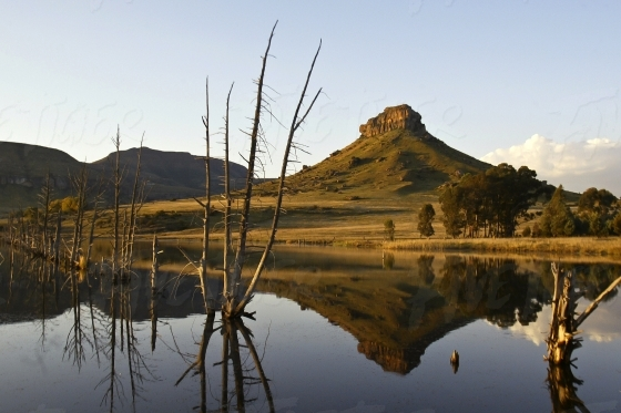 South Africa open spaces