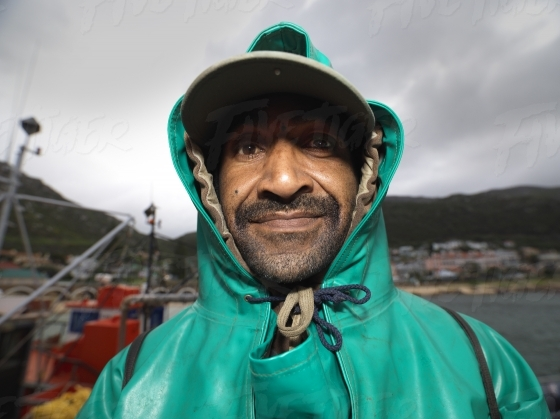 Kalk bay fisherman