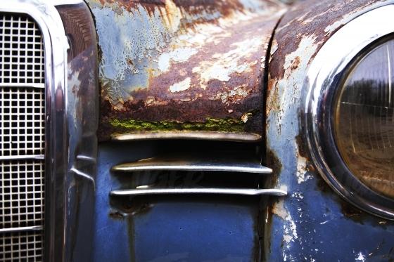 Rusty Merc