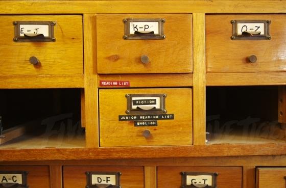 Old filing system