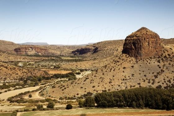 Iconic Karoo landscape