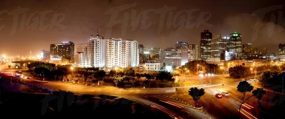 Panoramic Cape Town CBD