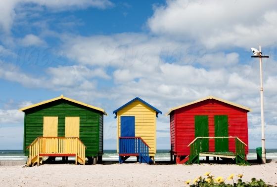 St. James beach Cape Town