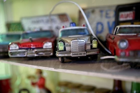 Toy car collectables