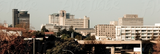 Johannesburg Cityscapes